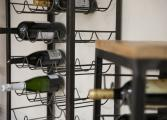 Masoori Industrial Wine Rack 4 OR01