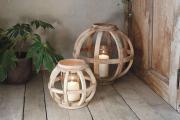 Kashedi Wooden Lantern 2 KL04