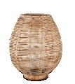 Kashi Wicker Lantern natural 1 NL1403 1